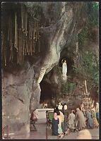 AD4025 France - Lourdes - La Grotte - Animé