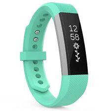 Reloj de Pulsera Fitbit alta Accesorio de la banda Suave Silicona Correa Para Fitness Tracker