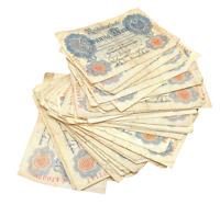 1910 German Empire 20 Mark Banknote Reichsmark WW2 WWII Reichsbanknote Germany
