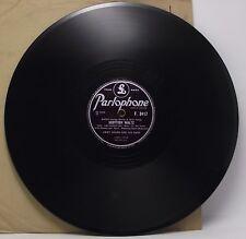 "JIMMY SHAND : SCOTTISH WALTZ / DUKE & DUCHESS OF EDINBURGH 78 rpm 10"" Record"