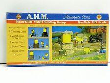 "A.H.M. Ho U/A ""Medford Yard Building Group"" Plastic Model Kit #5732"