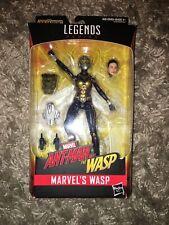 Marvel Legends Wasp Action Figure 6-Inch Cull Obsidian BAF