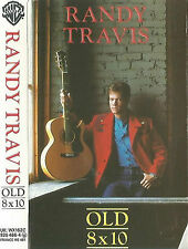 RANDY TRAVIS OLD 8 X 10 CASSETTE ALBUM COUNTRY 1988  inc. bonus track