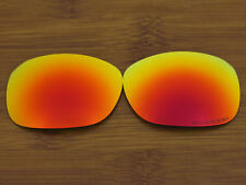 8e771c09677 Replacement Fire Red Polarized Lenses for Urgency Sunglasses OO9158