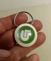 Vintage Collectible United Federal Savings & Loan Association Keychain Used Bank