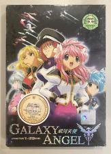 ANIME DVD Galaxy Angel Vol.1-26 End All Region English Subs + FREE ANIME