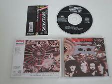 GRAND FUNK/SHININ'ON(CAPITOL TOCP-6349) JAPAN CD+OBI ALBUM
