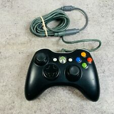 CUSTOM w/ Paddles Xbox 360 Wired Controller Black Working