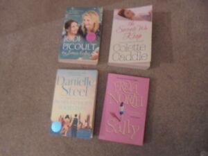 ⭐Bundle Job Lot of 4 Romance Women's Books Novels Paperbacks⭐