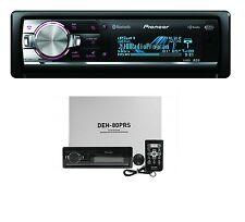 Pioneer DEH-80PRS DSP AUX SD USB MP3 MOSFET 4X 50W Vario Color Bluetooth