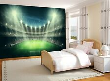 Football Stadium  Wall Mural Photo Wallpaper GIANT WALL DECOR Free Glue
