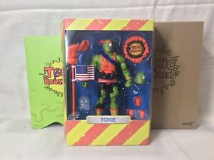 Super7 Toxic Crusaders Toxie MIB MOC Ultimates
