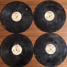 4 x Vintage Roots Rub a Dub Dubplates original  Melodians, Wailing Souls