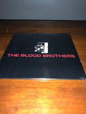 Promo BLOOD BROTHERS Ambulance CD Single New Head Wound City Post Hardcore