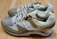 New Saucony Original Men's Grid 9000 Sneaker Shoes Size 7 US Tan / Tan