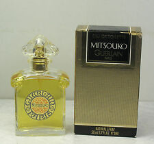 Vintage (1983) Mitsouko Guerlain Women's Eau de Toilette Spray 1.7 oz / 50 ml