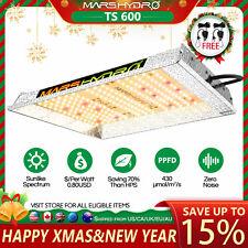 Mars Hydro TS 600W LED Grow Light Full Spectrum for All Indoor Plants Veg Bloom