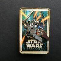 WDW - Star Wars Weekend 2013 - Logo Disney Pin 96521