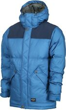 HOLDEN Men's ORION Snow Jacket - Vintage Blue - Medium - NWT
