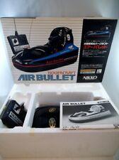 Vintage 90's Nikko 9.6v R/C Air Bullet Hovercraft Taiyo Tyco Nikko Tamiya Kyosho