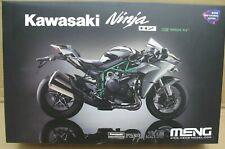 1/9 Meng Kawasaki Ninja H2 Motorcycle  Pre-Coloured Version