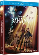 Rage of Bahamut: Genesis - Season One [New Blu-ray] With DVD