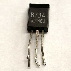 2SB734K3 Original Pulled Transistor B734K3