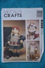 Unisex Doll/Toy Sewing Patterns Vintage