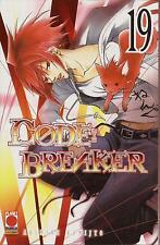 MANGA - Code Breaker N° 19 - Manga Superstars 98 - Planet Manga - NUOVO