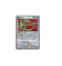 FLYGON EX 94/108 Ultra Rare Star Holo Foil Pokemon Card