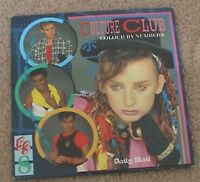 1983 Culture Club - Colour By Numbers (Daily Mail Promo) Karma Chameleon Victims