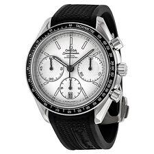 Omega Speedmaster Racing Automatic Chronograph Silver Mens OM32632405002001