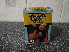 Smurfs Gargamel and Azrael Super Smurf  Rare (e)