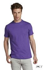 Camisetas de hombre negras 100% algodón talla XXL