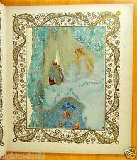 HANS CHRISTIAN ANDERSEN KALENDER 1911 FAIRY TALES 12 Art Nouveau Lithographs