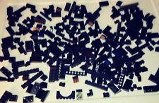 ☀️BLACK LEGO PIECES FROM HUGE BULK LOT BRICKS PARTS RANDOM NO MINIFIGURES 14oz