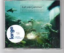 (HR20) Katzenjammer, Rock-Paper-Scissors - 2011 DJ CD