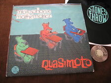 LP Quasimoto MICROPHONE Mathematics USA 1999 | vg + to EX