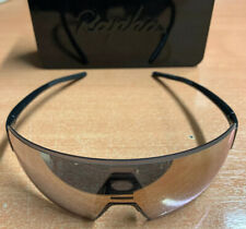 Rapha Pro Team Flyweight Cycling Glasses Black Bronze Brand New