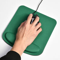 Ergonomic Mouse Pad Gel Wrist Rest Support PC Laptop Computer Non Slip
