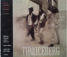 Audio CD - BLACK UHURU ICE T - Tip Of The Iceberg SINGLE DIGIPAK Very Good (VG)