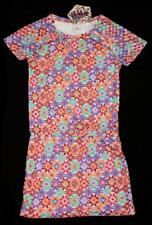 SCOTCH SODA SCOTCH R' BELLE Drop Waist T-Shirt Dress ~ 128 Euro - 7-8 US NWT kg