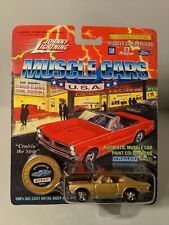 1970 Chevrolet Chevelle SS - 1995 Johnny Lightning Muscle Cars U.S.A. 1/64 chevy