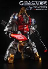 Misb Transformers Toy Gigapower Gp Hq-02r Grassor Slag Master Robots In Stock
