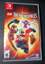 Lego The Incredibles (Nintendo Switch) New