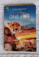 ONE LIFE - NARRATED BY DANIEL CRAIG – DVD, REGION-4. NEW (UNSEALED), FREE POST