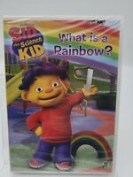 Sid the Science Kid - WHAT IS A RAINBOW (DVD) learning cartoon PBS Jim Henson's