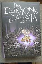 BD les démons d'alexia n°7 chair humaine EO 2011 TBE ers  dugomier