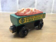 Thomas Tank Engine & Friends FOSSIL CAR (Wooden Train, Brio, ELC, T-Rex)