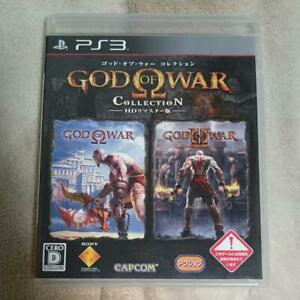 PS3 God of War Collection 33732 Japanese ver from Japan